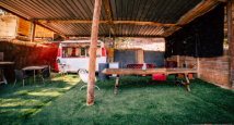 Foto comedor aire libre